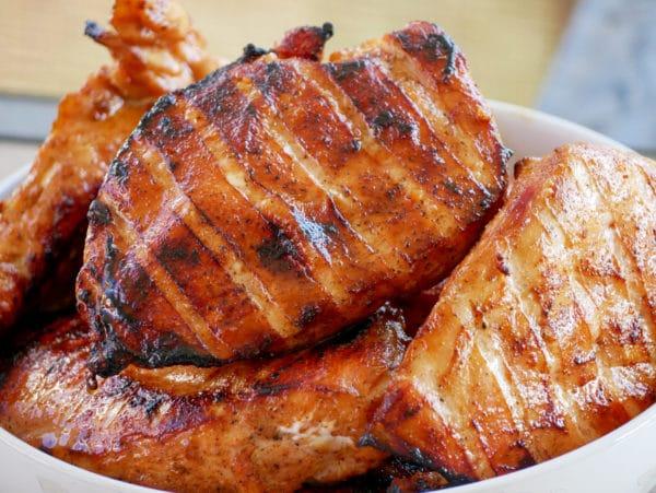 Chicken Breast Bulk 2lbs