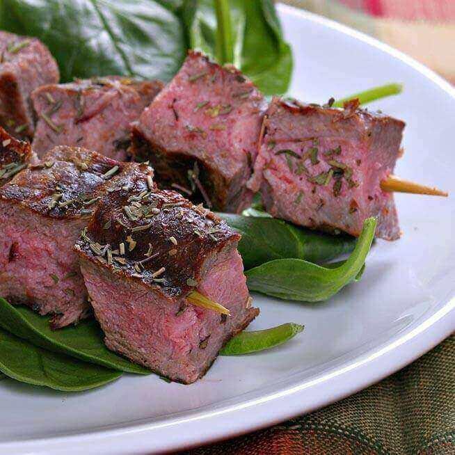 Beef Sirloin Kabob 2lbs
