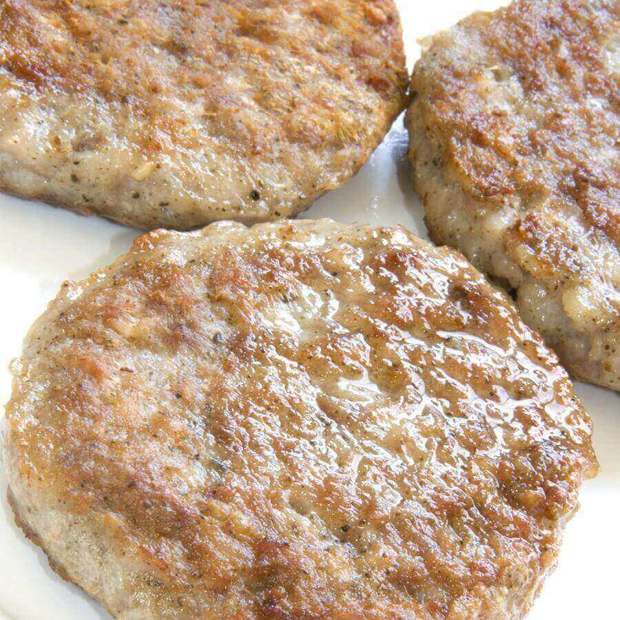 Chicken Breakfast Sausage 1lb (3 patties to a lb)