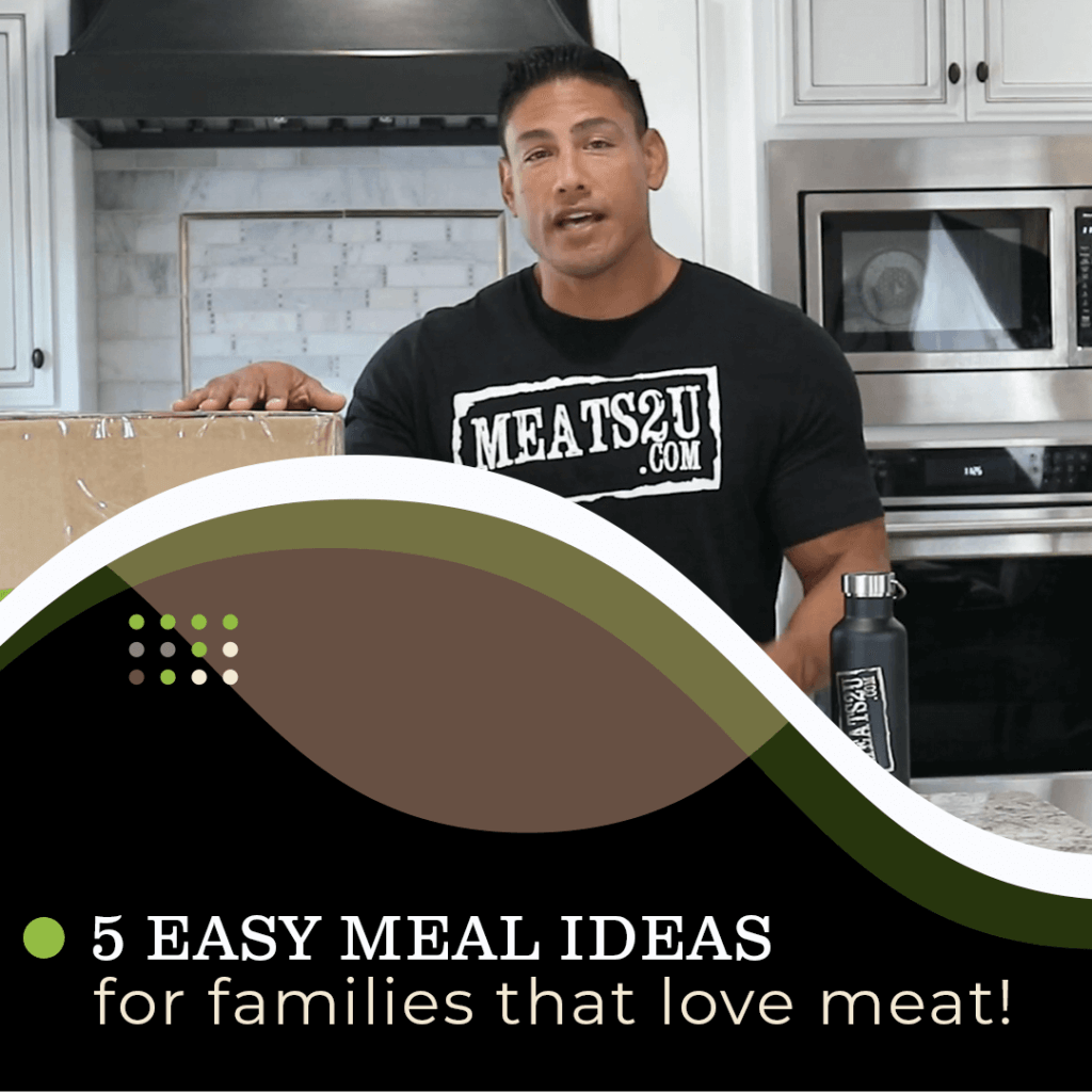 family dinner ideas with meat