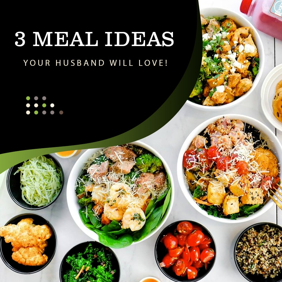 3 meal ideas that your carnivore husband will love